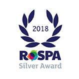 RoSPA Award for PIP
