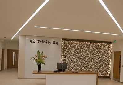 42 Trinity Square