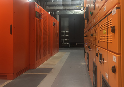 Telehouse UPS upgrade